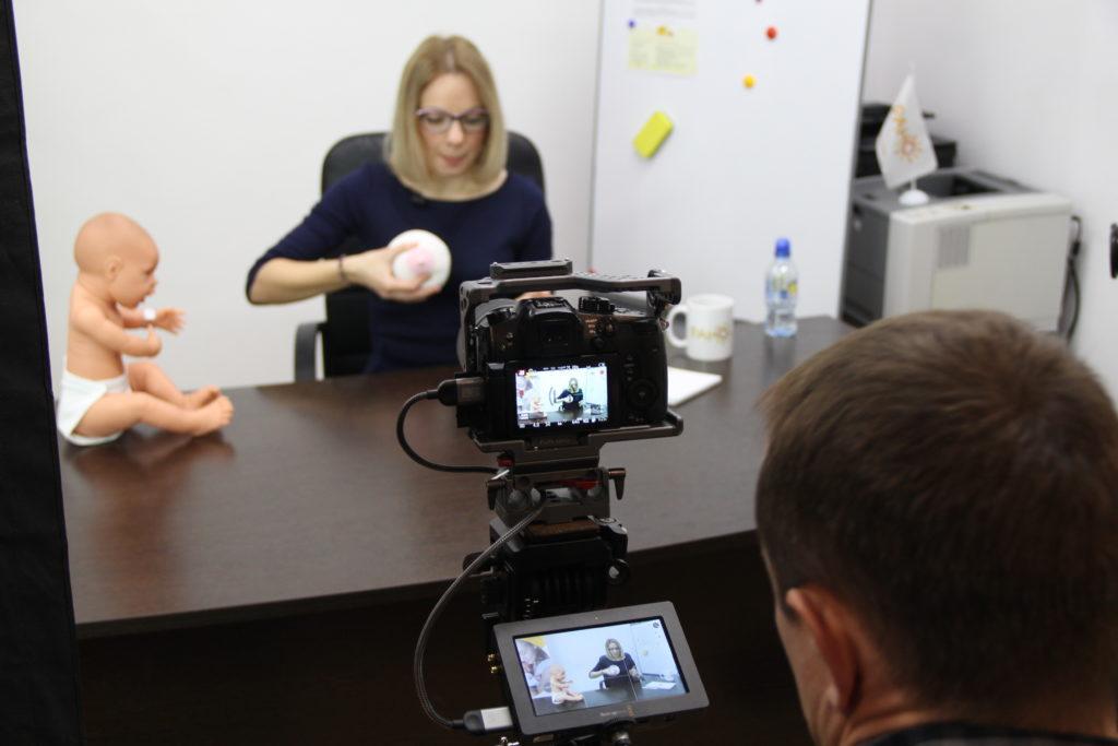 Видеосъёмка - создание образа